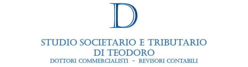 Studio Societario e Tributario Di Teodoro